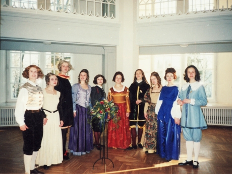 Esimese kontserdi pilt